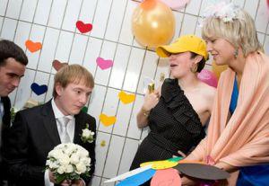 Конкурсы на свадьбу смешные и прикольные