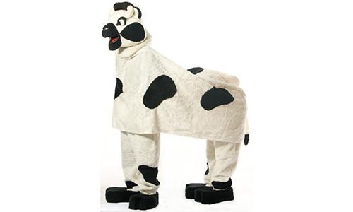 Как сделать корову для сценки