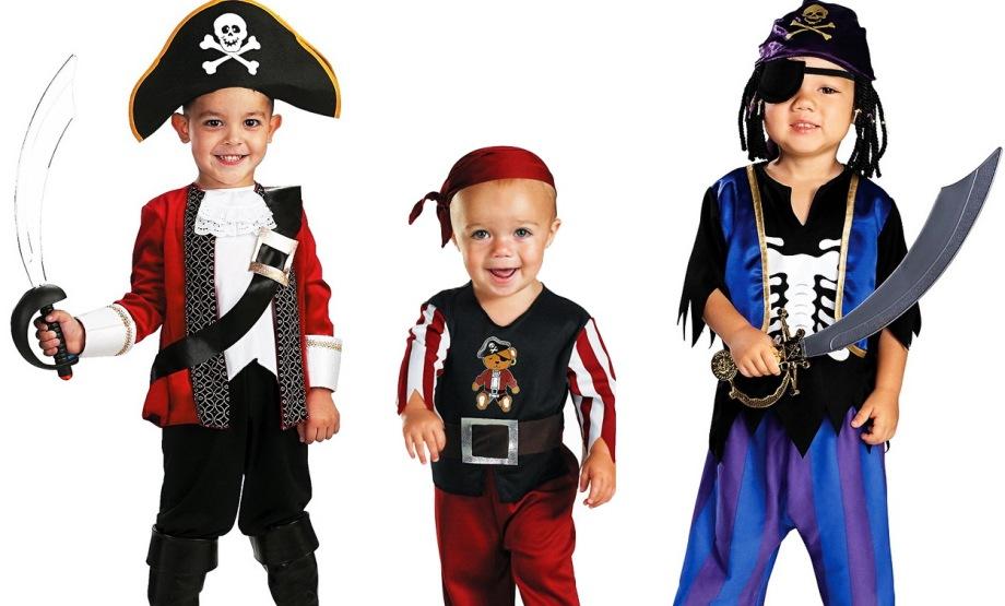 Сценарий детского дня рождения Остров пиратов